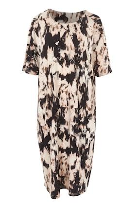 Clarity By Threadz Print Dress