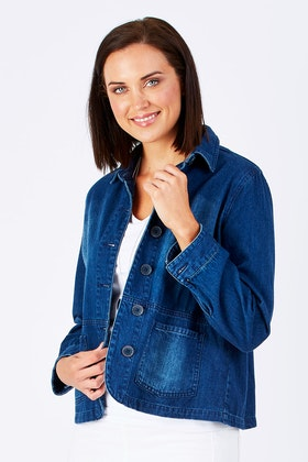 Yarra Trail Denim Jacket