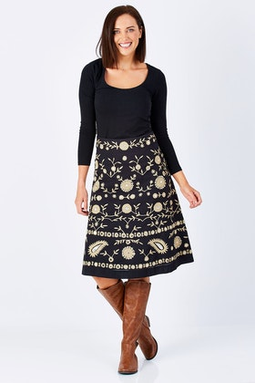 Boom Shankar Twilght Skirt