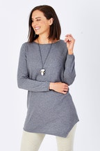 Natural for birds Cotton Cashmere Winter Knit