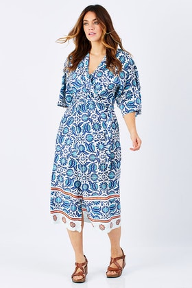 Solito Farah Midi Dress