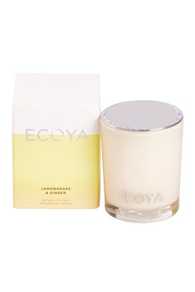 Ecoya Mini Madison Lemongrass & Ginger