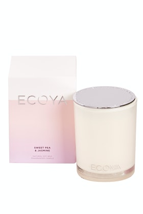 Ecoya Madison Jar Sweet Pea & Jasmine