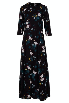 that bird label Skylar Maxi Dress Garden
