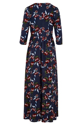 that bird label Skylar Maxi Dress Carnations