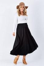 bird by design The Full Midi Skirt