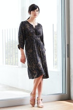 bird by design The Printed Pocket Dress