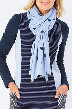 handpicked by birds The Spot Scarf