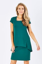 bird keepers The Short Sleeve Rita Dress