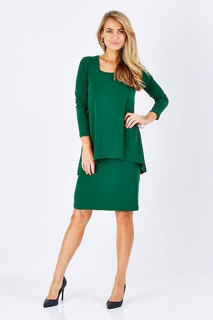 c1e5bab9d3 bird keepers The Rita Dress - Womens Knee Length Dresses at ...