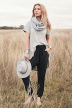 boho bird Hunt And Gather Pants