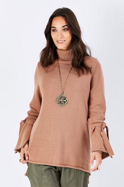 db03ab8cf57ae boho bird Baobab Sweater - Womens Jumpers - Birdsnest Buy Online
