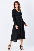 Fate + Becker Sabine Lace Detail Dress