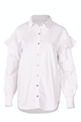 Only Janet Frill Shirt