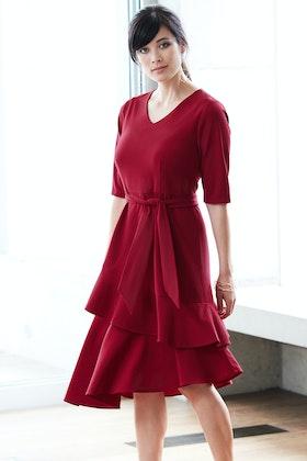 bird by design The Layer Midi Dress
