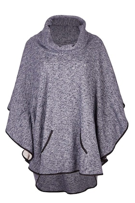 Brave & True Woodland Poncho