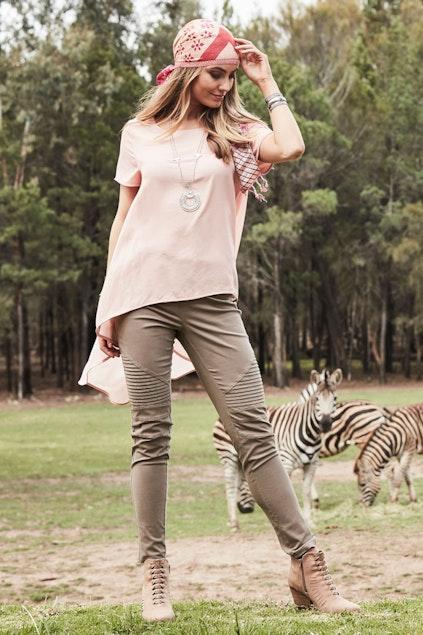 3c5517f2 boho bird Walking On Clouds Tee - Womens Tees - Birdsnest Online Shop