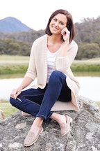 bird keepers The Half Sleeve Cardigan