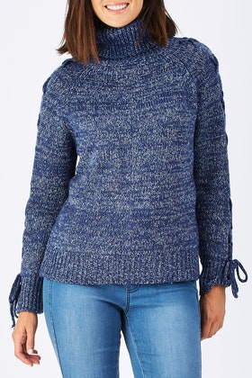 Brave & True Firelight Knit