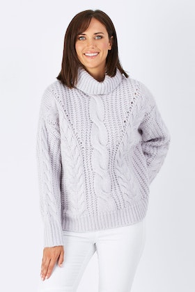 Brave & True Highland Knit