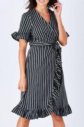 Brave & True Flossy Dress