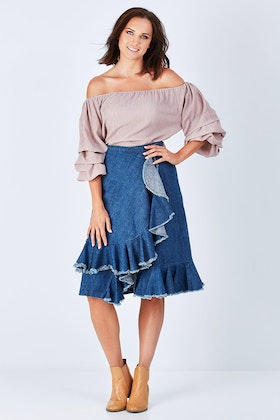 Brave & True Forager Skirt