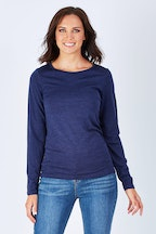 Toorallie Merino L/S Top