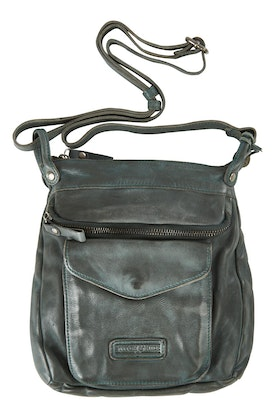 Stitch and Hide Venice Washed Leather Crossbody Bag
