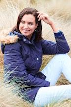 bird keepers The Longline Puffer Jacket