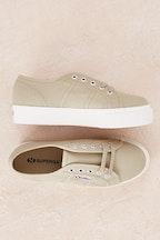 Superga 2730 Cotu Platform Sneaker