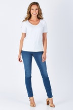 Not Your Daughters Jeans Alina Legging