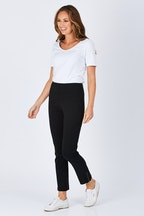 Threadz Side Zip Pant