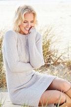 Hatley Cable Knit Dress