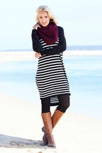 bird keepers The Stripe Knit Dress