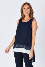 Threadz Double Layer Top