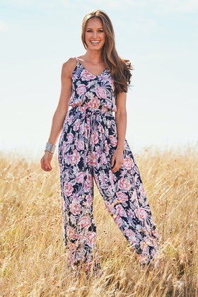 Jaase Wave Jumpsuit