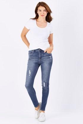 Lola Jeans Alexa High Rise Skinny