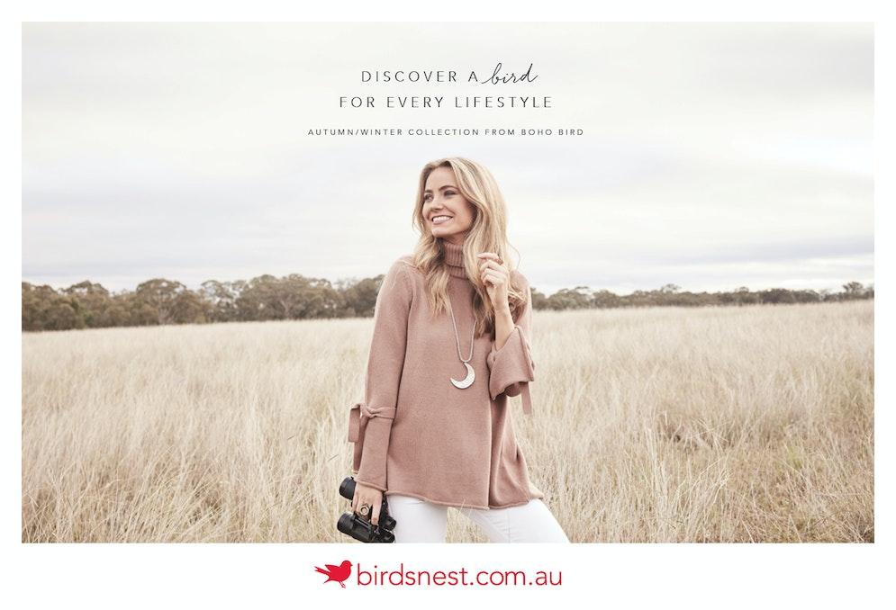 Catalogue Bohobird Aw18 - Birdsnest Clothing brands