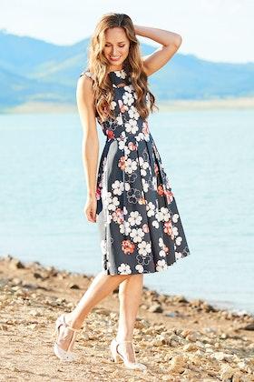 Maiocchi Cherry Blossom Dress
