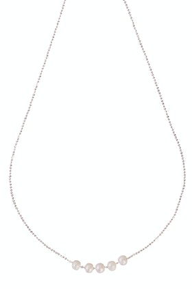 Lush Designs Cable Beach Sands Pearl Necklace