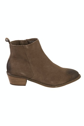 EOS Togs Nubuck Ankle Boot