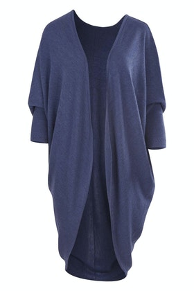 Natural for birds Natural Draped Cocoon Knit