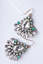 Greenwood Designs Bling Medium Earrings