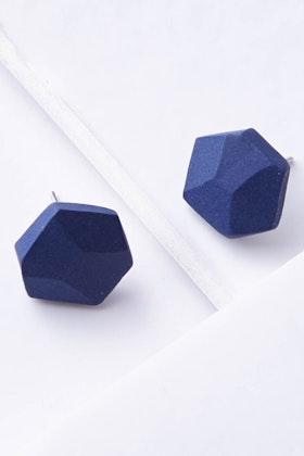 Greenwood Designs Rock Hand-made Earrings