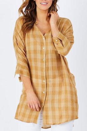 Eb & Ive Talin Shirt Dress