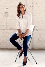 Sacha Drake 3/4 Sleeve Shirt