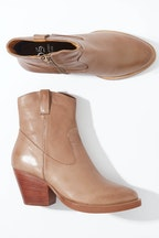 EOS Vander Leather Ankle Boot