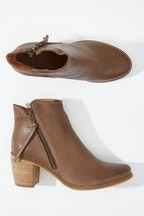 EOS Clinto Leather Ankle Boot