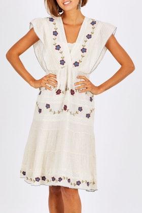 Boom Shankar Senorita Dress
