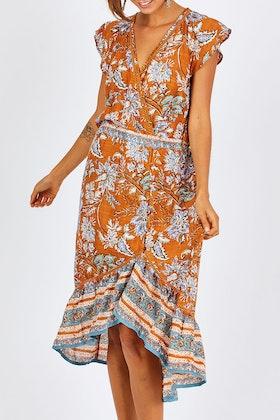 Boom Shankar Sumatra Dress
